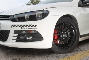 Scirocco 1.4 Tsi Big Turbo 314Ps