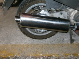 Exhausts for Motorcycles