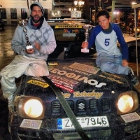 Nissan X-trail & Suzuki Jimny Participation in 24h Rally Raid 2013 Greece